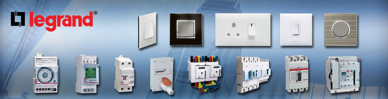 Legrand dealers & distributors